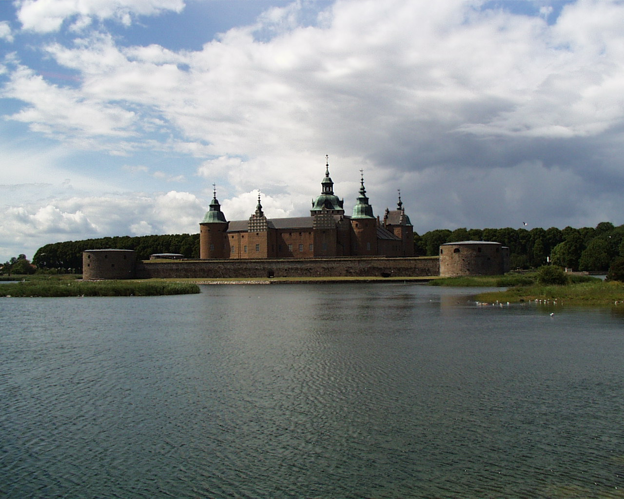 11. Kalmar slott